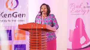KenGen CEO and MD Rebecca Miano Among Confirmed Speakers In Women In Power Luncheon In Partnership With  KenGen's Pink Energy Leadership Institute